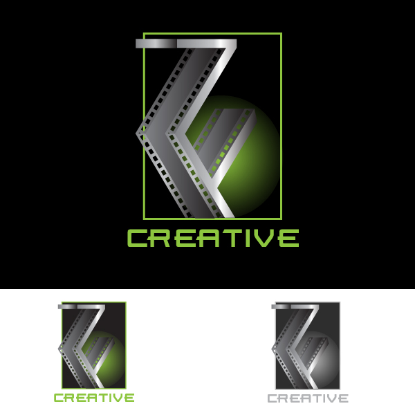 Logo Design by storm - Entry No. 25 in the Logo Design Contest ZF Creative Logo Contest.