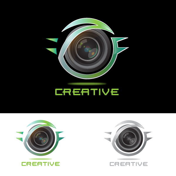 Logo Design by storm - Entry No. 27 in the Logo Design Contest ZF Creative Logo Contest.