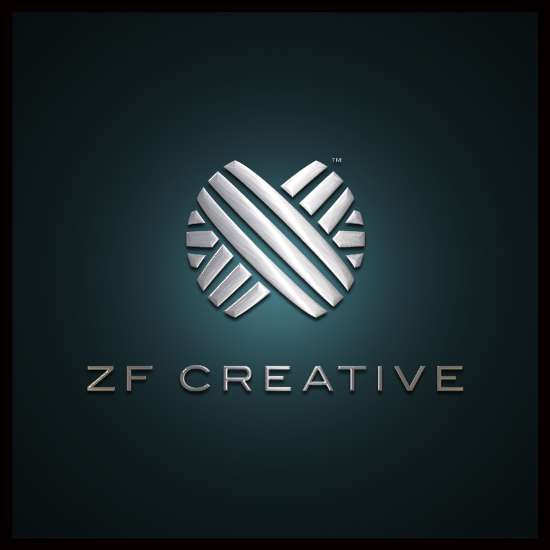 Logo Design by Number-Eight-Design - Entry No. 33 in the Logo Design Contest ZF Creative Logo Contest.