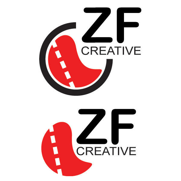 Logo Design by Giannis Eleftheriadis - Entry No. 36 in the Logo Design Contest ZF Creative Logo Contest.
