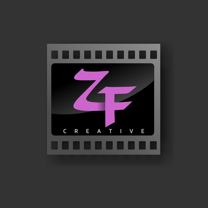 Logo Design by Rudy - Entry No. 38 in the Logo Design Contest ZF Creative Logo Contest.