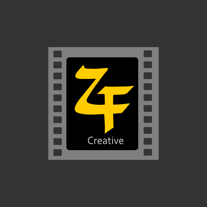 Logo Design by Rudy - Entry No. 39 in the Logo Design Contest ZF Creative Logo Contest.