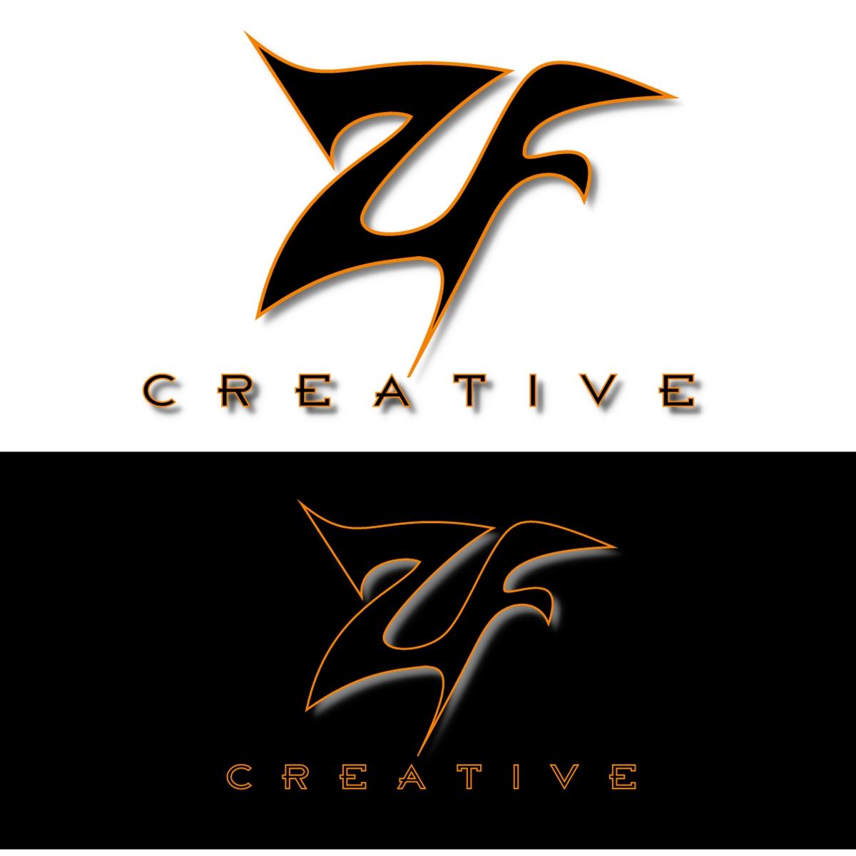Logo Design by Joseph calunsag Cagaanan - Entry No. 40 in the Logo Design Contest ZF Creative Logo Contest.