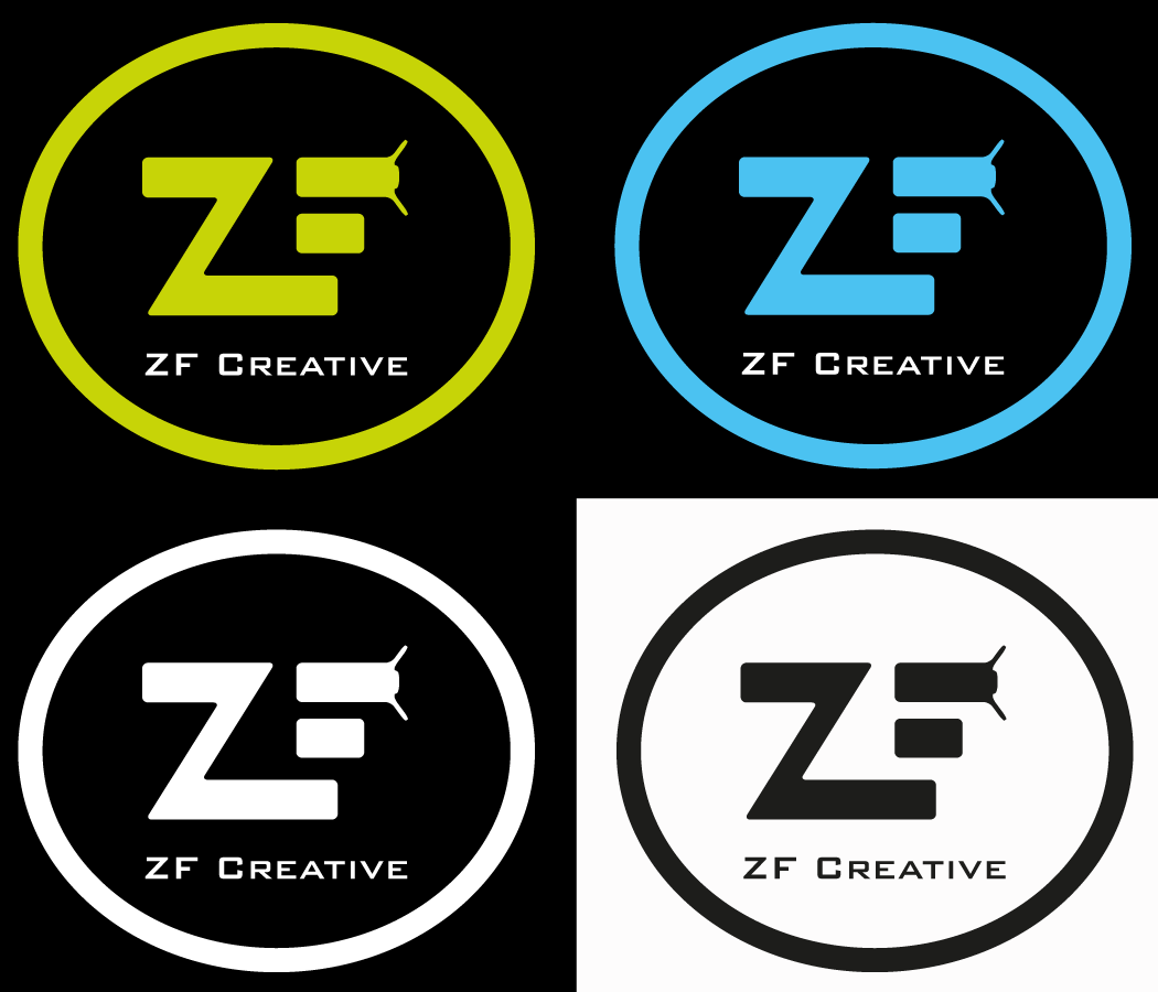 Logo Design by Sanjay - Entry No. 42 in the Logo Design Contest ZF Creative Logo Contest.