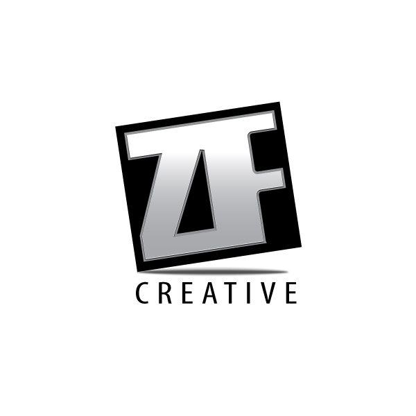Logo Design by storm - Entry No. 49 in the Logo Design Contest ZF Creative Logo Contest.