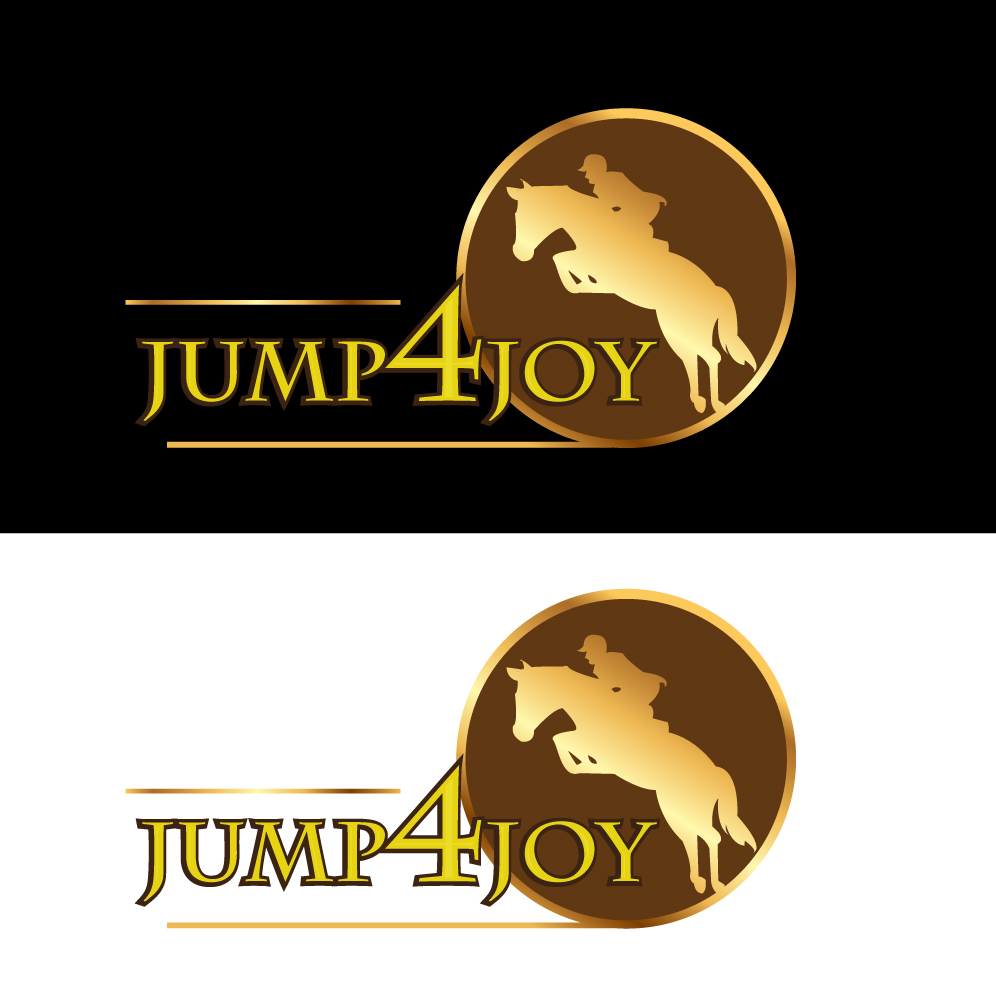 Logo Design by stormbighit - Entry No. 41 in the Logo Design Contest Jump 4 Joy.