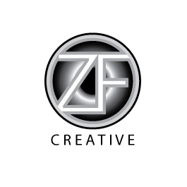 Logo Design by stormbighit - Entry No. 53 in the Logo Design Contest ZF Creative Logo Contest.