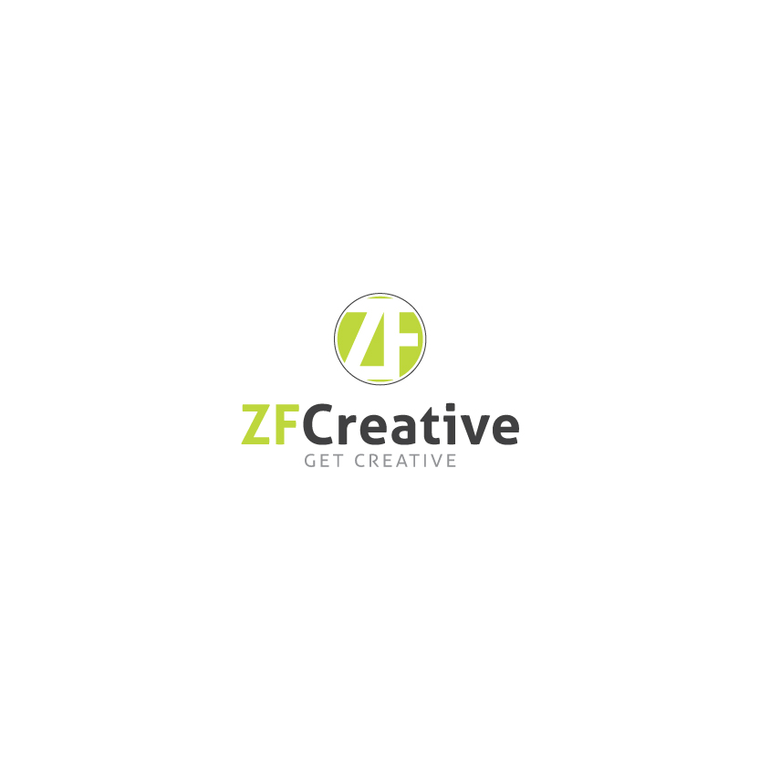 Logo Design by Alpar David - Entry No. 58 in the Logo Design Contest ZF Creative Logo Contest.
