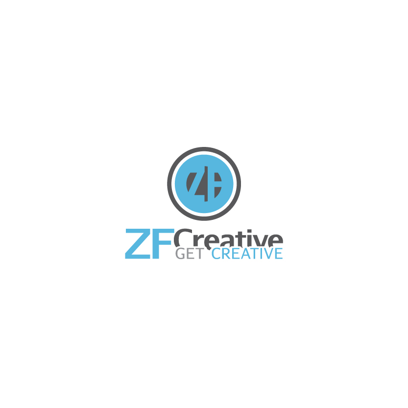 Logo Design by Alpar David - Entry No. 59 in the Logo Design Contest ZF Creative Logo Contest.