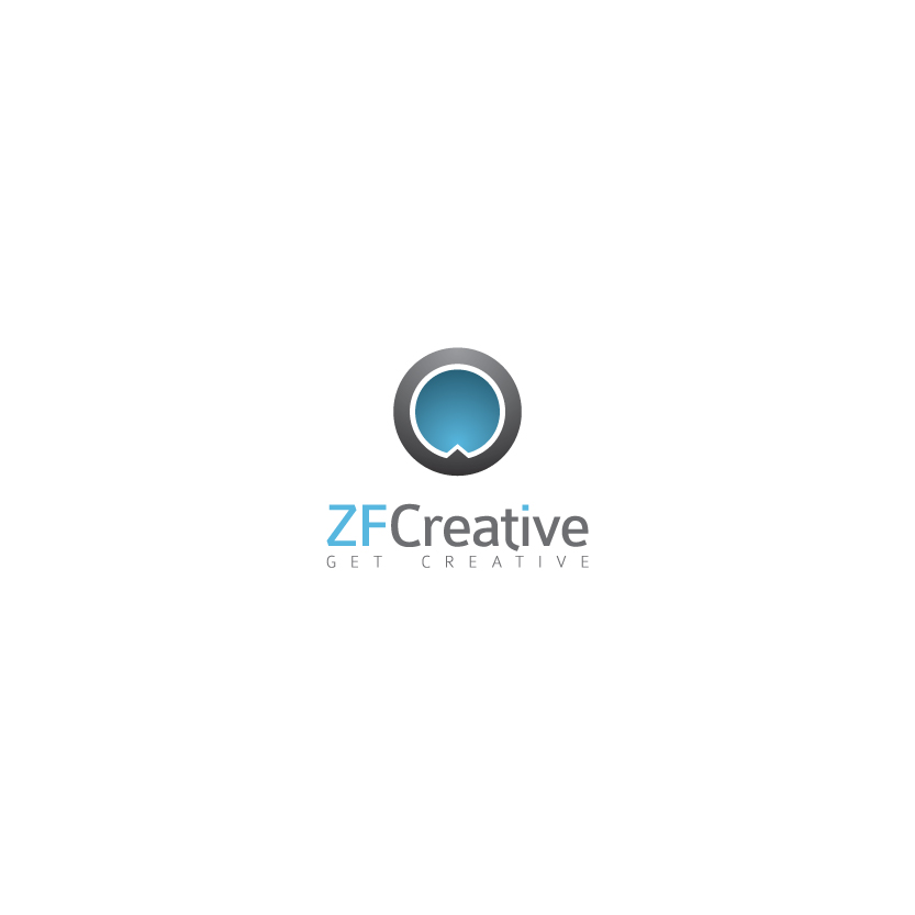 Logo Design by Alpar David - Entry No. 60 in the Logo Design Contest ZF Creative Logo Contest.