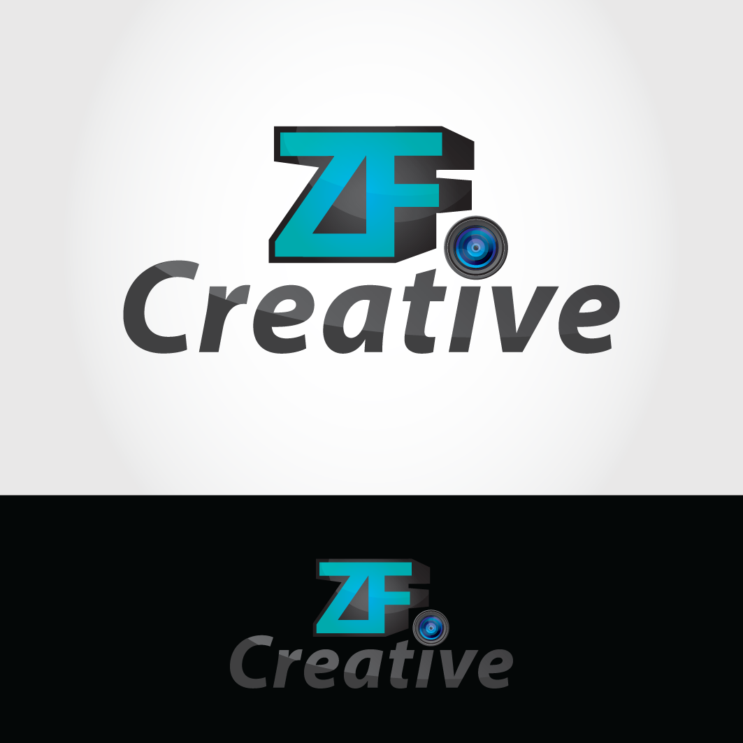 Logo Design by ikiyubara - Entry No. 61 in the Logo Design Contest ZF Creative Logo Contest.