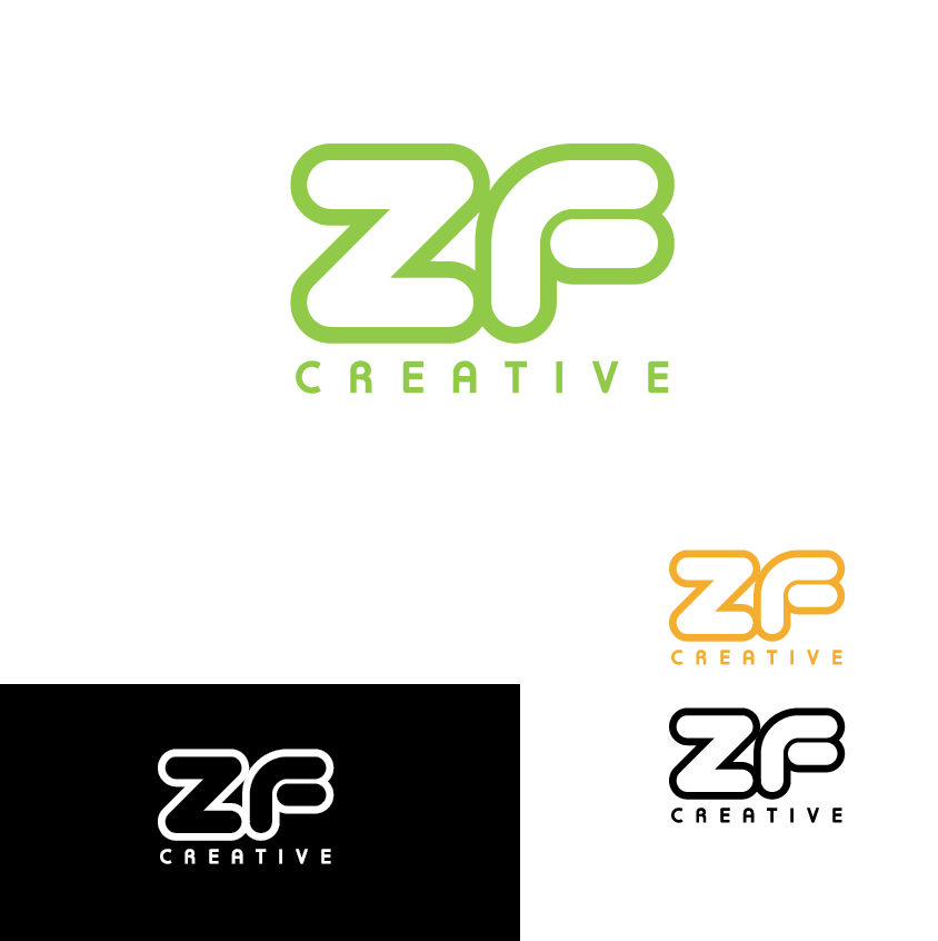 Logo Design by limix - Entry No. 67 in the Logo Design Contest ZF Creative Logo Contest.