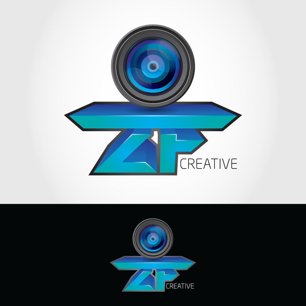 Logo Design by ikiyubara - Entry No. 68 in the Logo Design Contest ZF Creative Logo Contest.