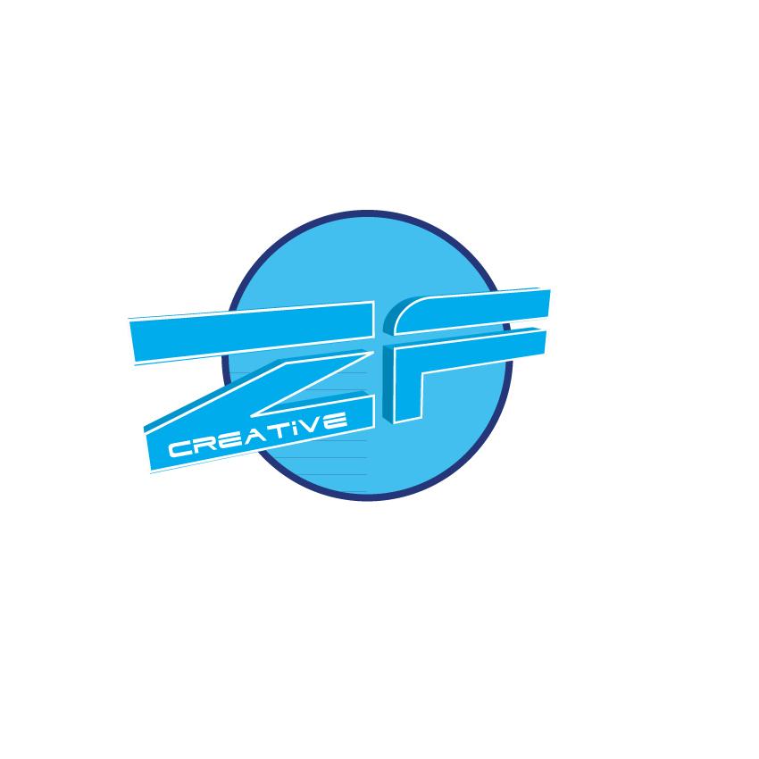 Logo Design by Private User - Entry No. 73 in the Logo Design Contest ZF Creative Logo Contest.