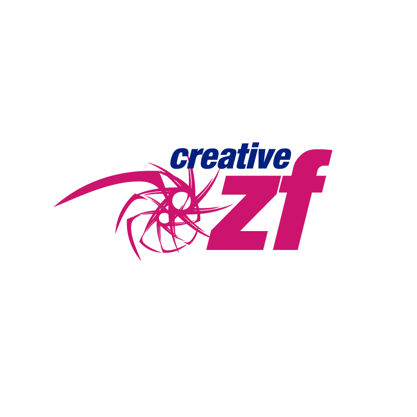 Logo Design by Private User - Entry No. 80 in the Logo Design Contest ZF Creative Logo Contest.