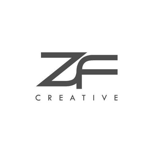 Logo Design by SilverEagle - Entry No. 81 in the Logo Design Contest ZF Creative Logo Contest.