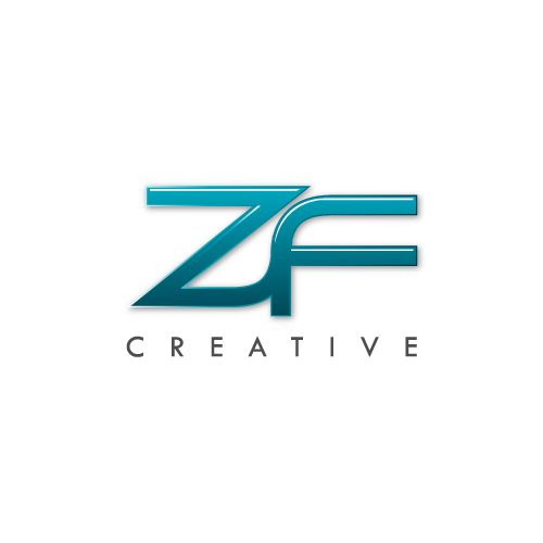 Logo Design by SilverEagle - Entry No. 83 in the Logo Design Contest ZF Creative Logo Contest.