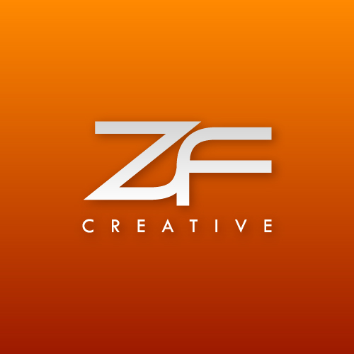 Logo Design by SilverEagle - Entry No. 84 in the Logo Design Contest ZF Creative Logo Contest.