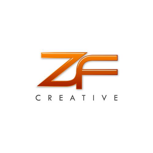 Logo Design by SilverEagle - Entry No. 85 in the Logo Design Contest ZF Creative Logo Contest.