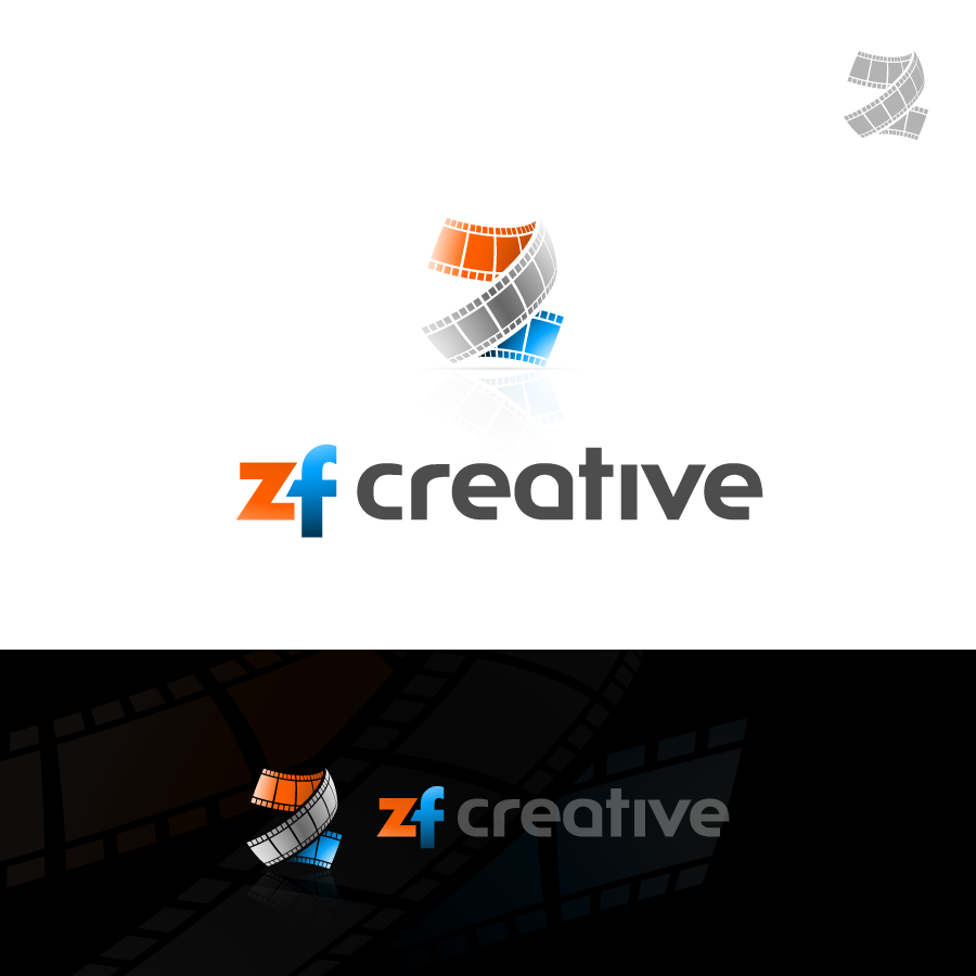 Logo Design by zesthar - Entry No. 96 in the Logo Design Contest ZF Creative Logo Contest.