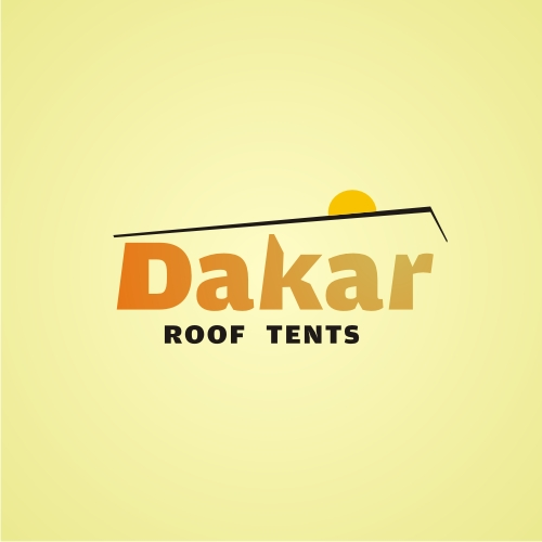 Logo Design by Autoanswer - Entry No. 4 in the Logo Design Contest Dakar Roof Tents.