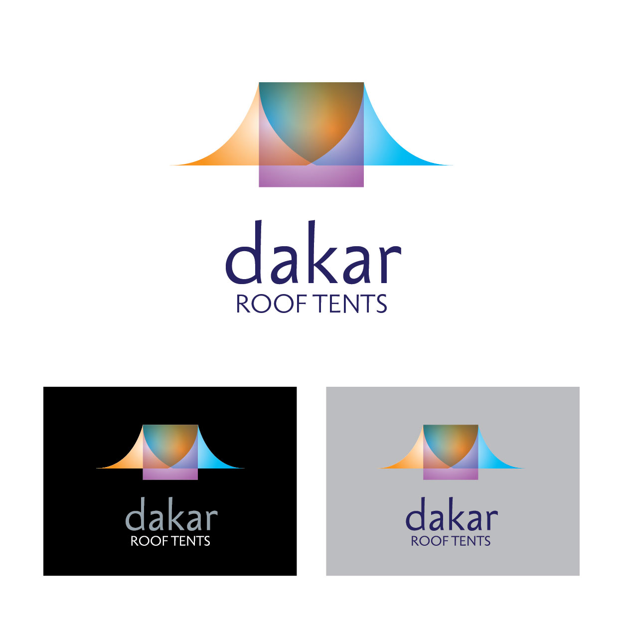 Logo Design by Josephope Sardalla - Entry No. 5 in the Logo Design Contest Dakar Roof Tents.
