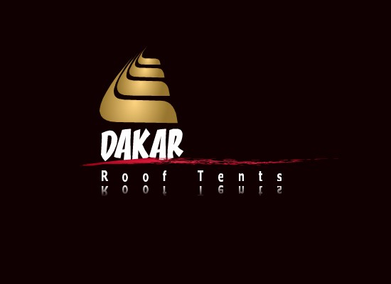 Logo Design by joway - Entry No. 10 in the Logo Design Contest Dakar Roof Tents.