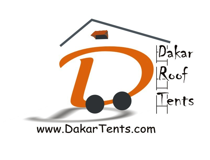 Logo Design by Mara-Patri - Entry No. 12 in the Logo Design Contest Dakar Roof Tents.
