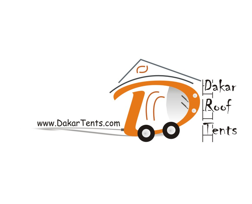Logo Design by Mara-Patri - Entry No. 16 in the Logo Design Contest Dakar Roof Tents.