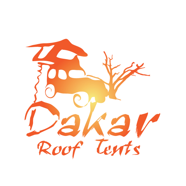 Logo Design by stormbighit - Entry No. 19 in the Logo Design Contest Dakar Roof Tents.