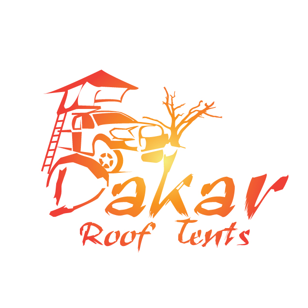 Logo Design by stormbighit - Entry No. 21 in the Logo Design Contest Dakar Roof Tents.