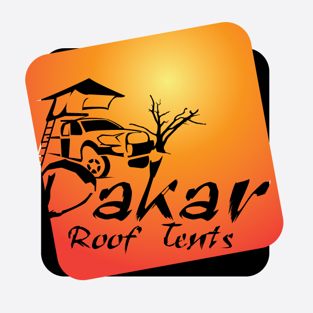 Logo Design by stormbighit - Entry No. 22 in the Logo Design Contest Dakar Roof Tents.