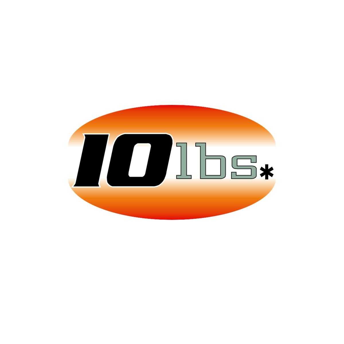 Logo Design by Joseph calunsag Cagaanan - Entry No. 2 in the Logo Design Contest 10 lbs.