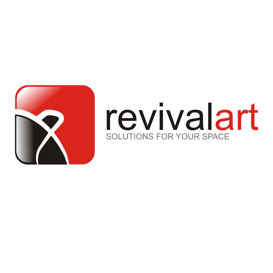 Logo Design by Chandan Chaurasia - Entry No. 193 in the Logo Design Contest Revival Art.