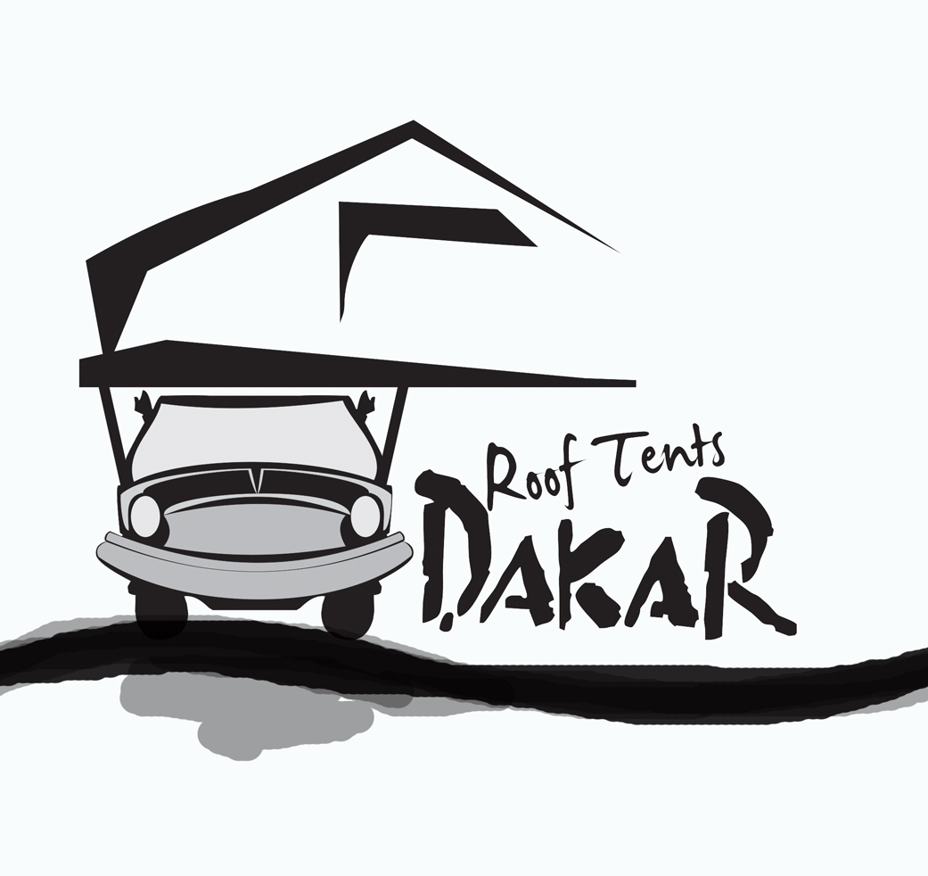 Logo Design by jais - Entry No. 30 in the Logo Design Contest Dakar Roof Tents.