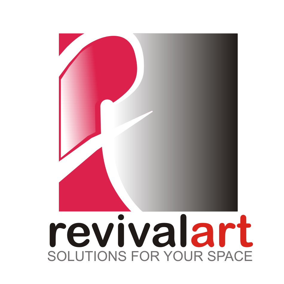 Logo Design by Chandan Chaurasia - Entry No. 194 in the Logo Design Contest Revival Art.