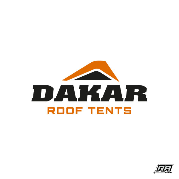 Logo Design by RA-Design - Entry No. 40 in the Logo Design Contest Dakar Roof Tents.