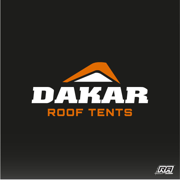 Logo Design by RA-Design - Entry No. 41 in the Logo Design Contest Dakar Roof Tents.