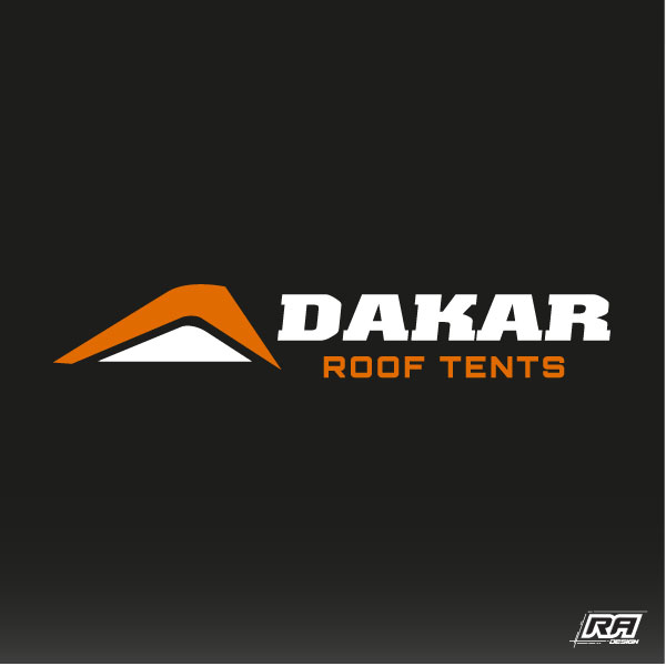 Logo Design by RA-Design - Entry No. 43 in the Logo Design Contest Dakar Roof Tents.