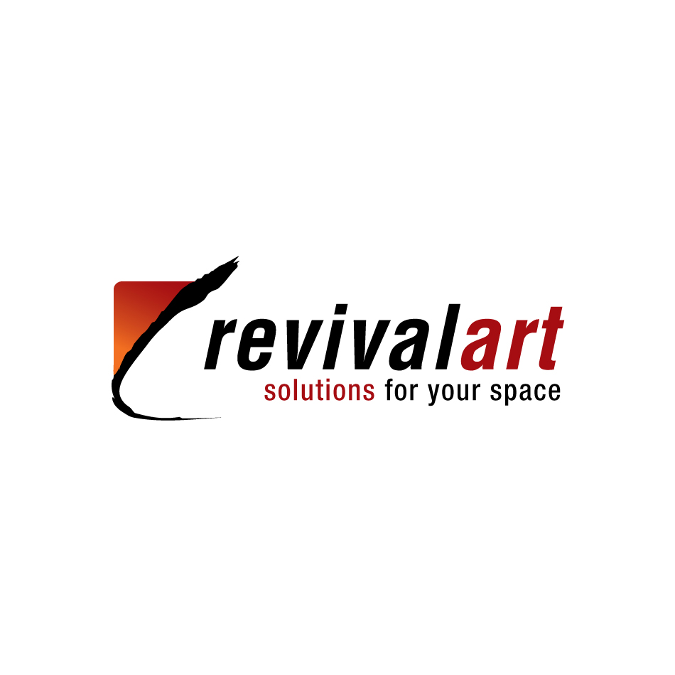 Logo Design by creatinggalaxies - Entry No. 195 in the Logo Design Contest Revival Art.