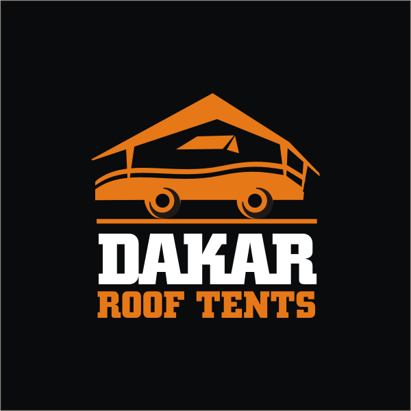 Logo Design by montoshlall - Entry No. 44 in the Logo Design Contest Dakar Roof Tents.