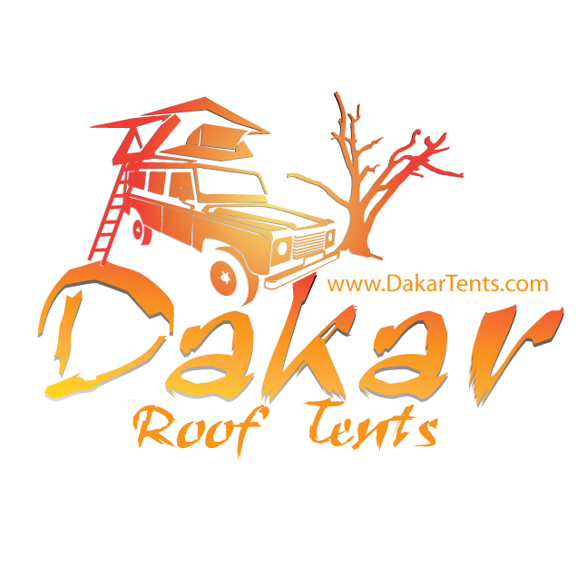Logo Design by stormbighit - Entry No. 46 in the Logo Design Contest Dakar Roof Tents.