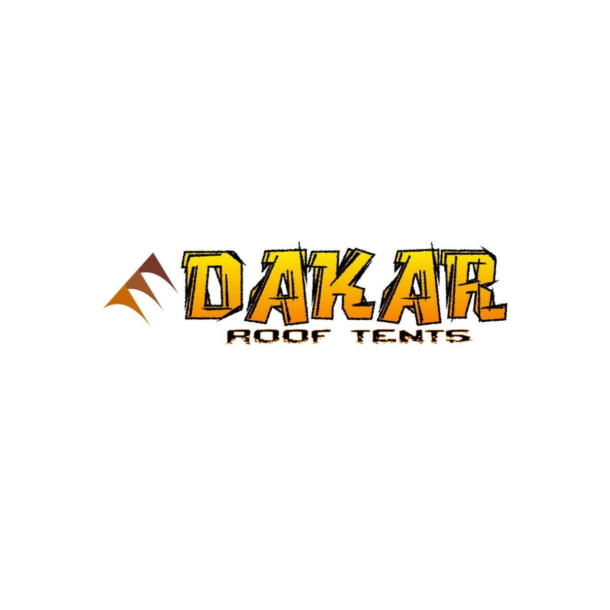 Logo Design by Joseph calunsag Cagaanan - Entry No. 49 in the Logo Design Contest Dakar Roof Tents.
