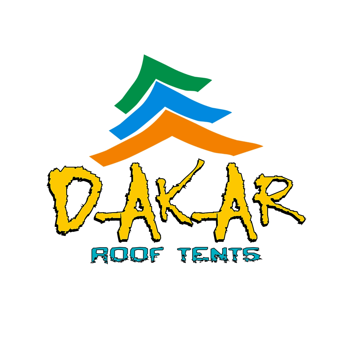 Logo Design by Joseph calunsag Cagaanan - Entry No. 69 in the Logo Design Contest Dakar Roof Tents.