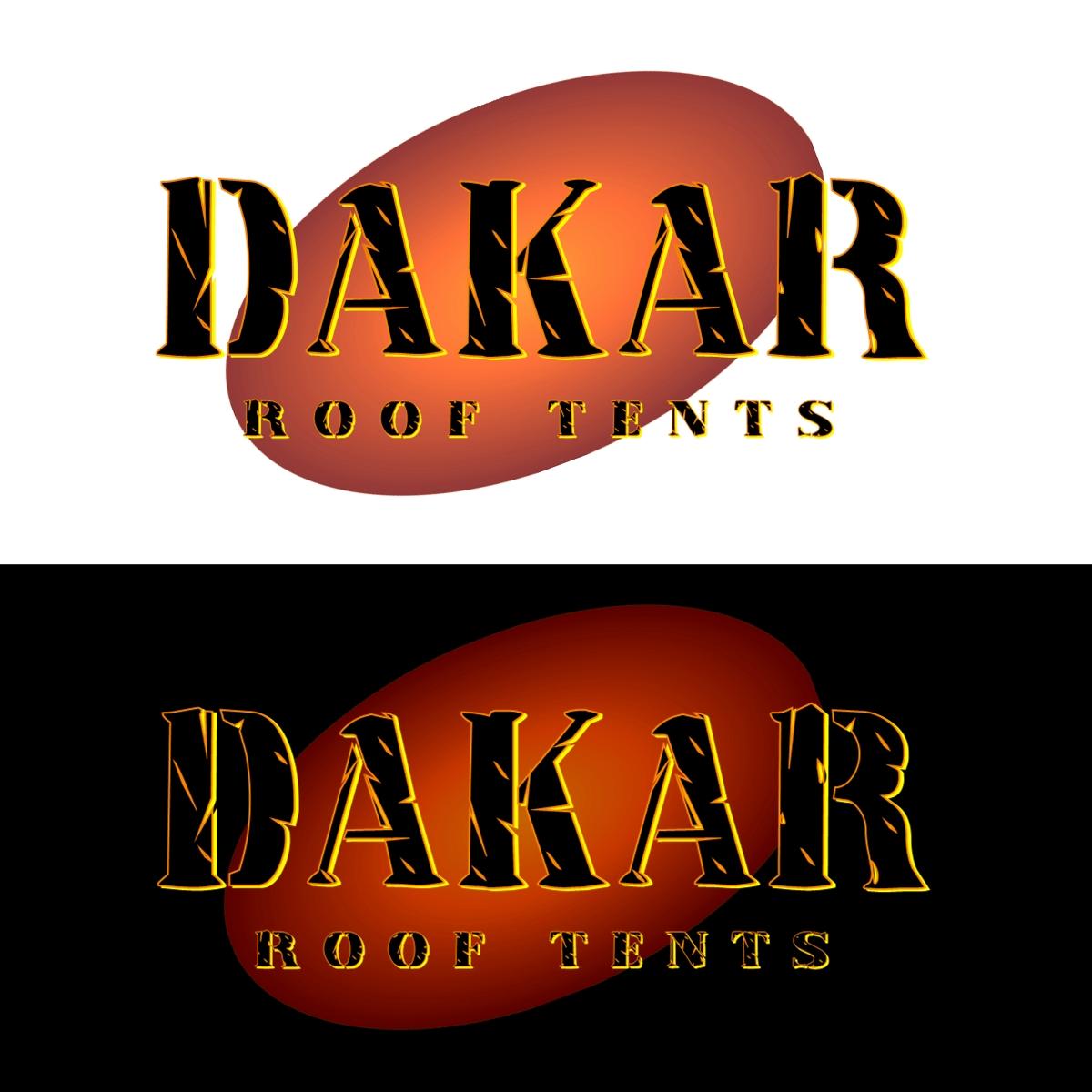 Logo Design by Joseph calunsag Cagaanan - Entry No. 70 in the Logo Design Contest Dakar Roof Tents.