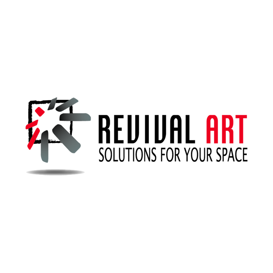 Logo Design by Mad_design - Entry No. 196 in the Logo Design Contest Revival Art.
