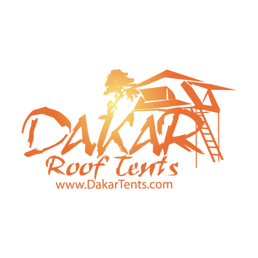Logo Design by stormbighit - Entry No. 72 in the Logo Design Contest Dakar Roof Tents.