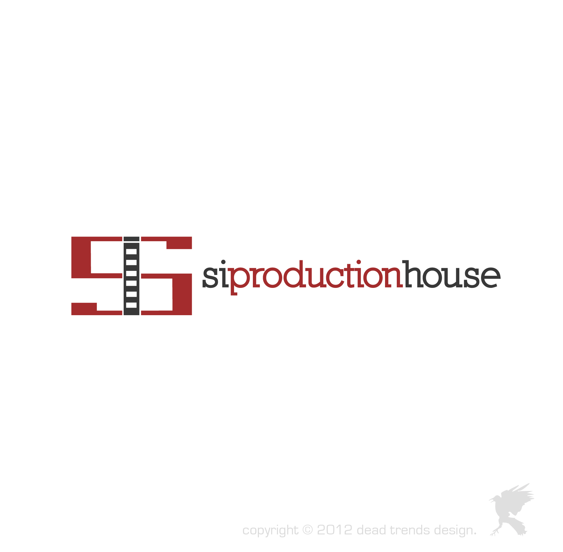 Logo Design by deadtrends - Entry No. 3 in the Logo Design Contest Si Production House Inc Logo Design.