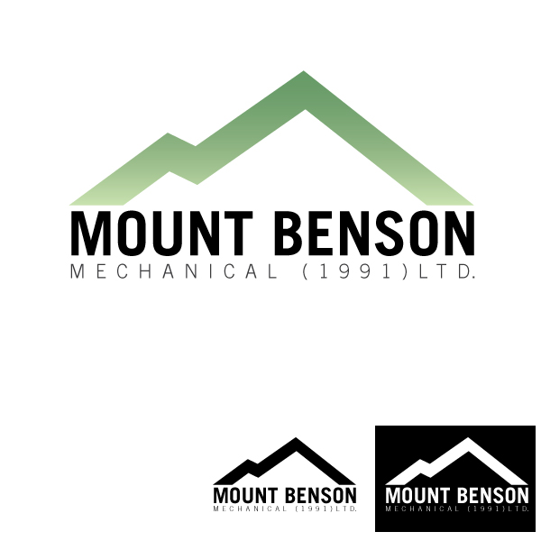 Logo Design by lumerb - Entry No. 4 in the Logo Design Contest Mount Benson Mechanical.