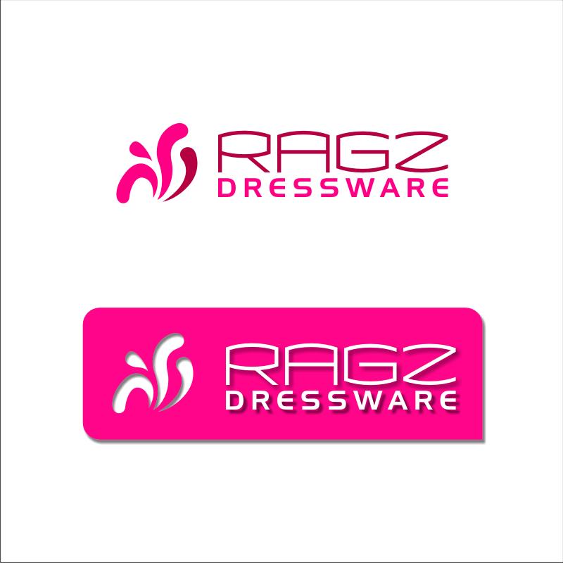 Logo Design by SquaredDesign - Entry No. 200 in the Logo Design Contest Ragz Dressware.